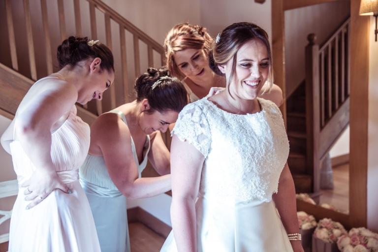 Essex wedding photographer Gaynes Park wedding photography