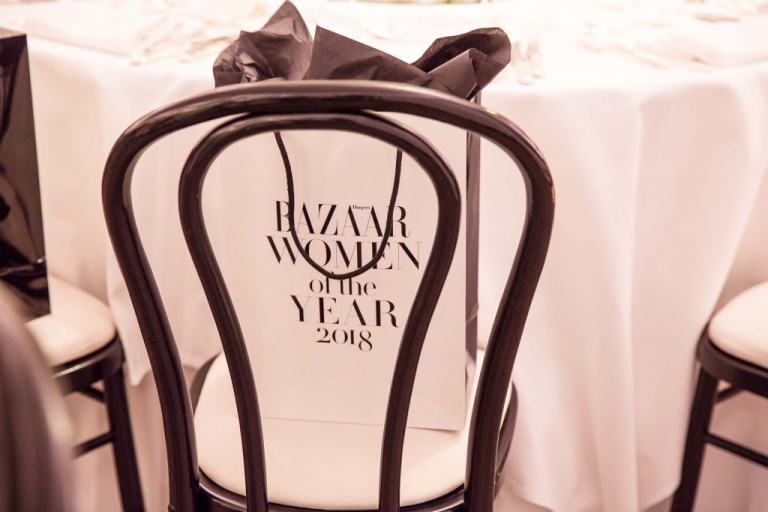 Harpers Bazaar Women of the Year Awards 2018, claridges 2019 Event photographer London