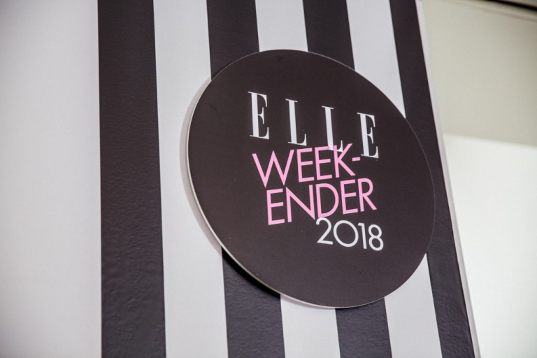 Elle Weekender, Saatchi Gallery, London events photographer
