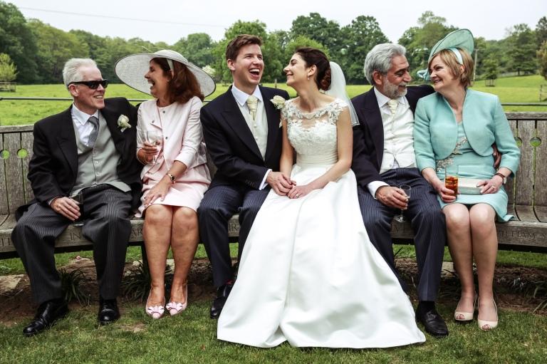 wedding group shots, hertfordshire wedding photographer