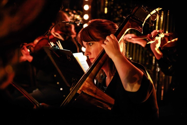 Sinfonia live at Shoreditch House Natalie Martinez Photography