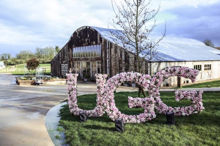 UGG Rosie Huntington-Whiteley Soho Farmhouse