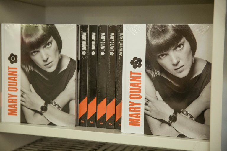 London events photographer, Mary Quant at the V&A