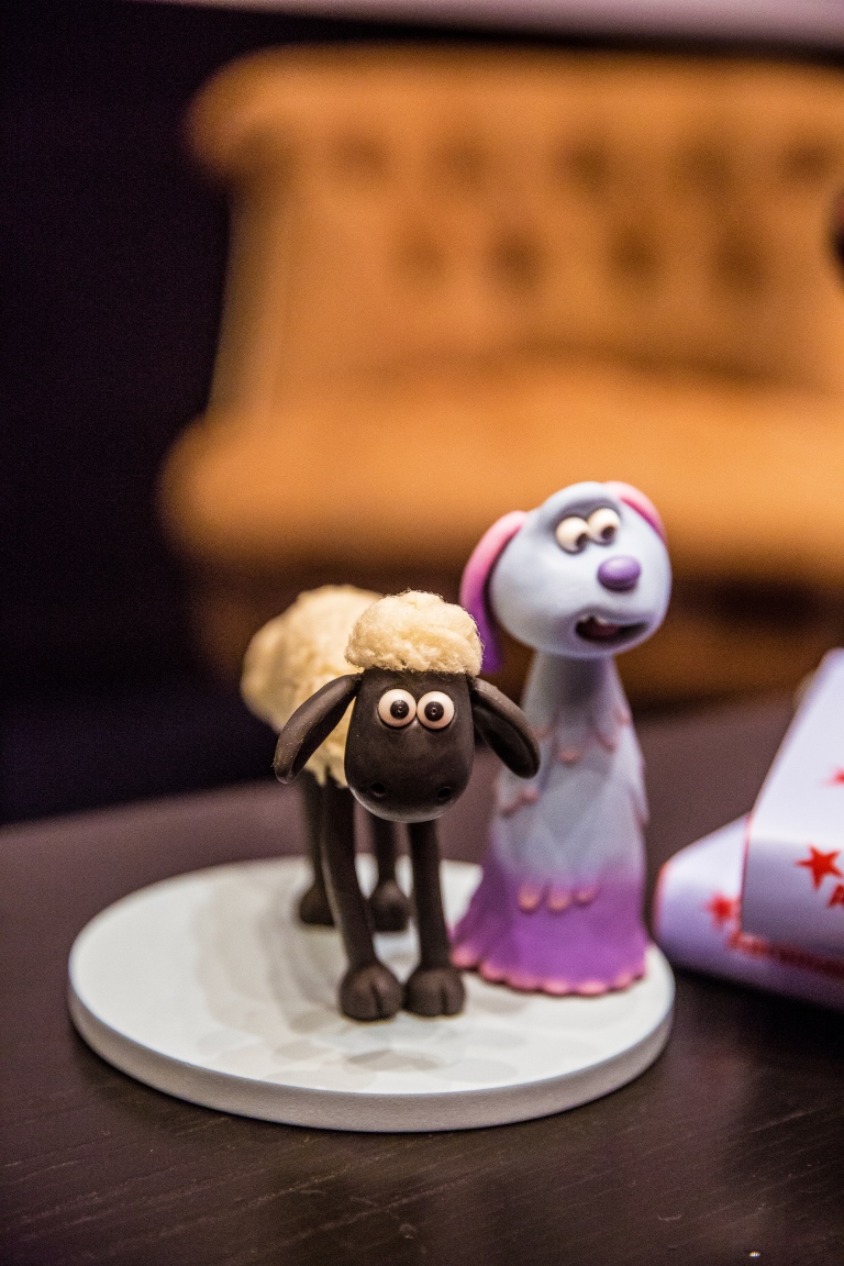 An evening with Aardman, The Soho Hotel, London events photographer