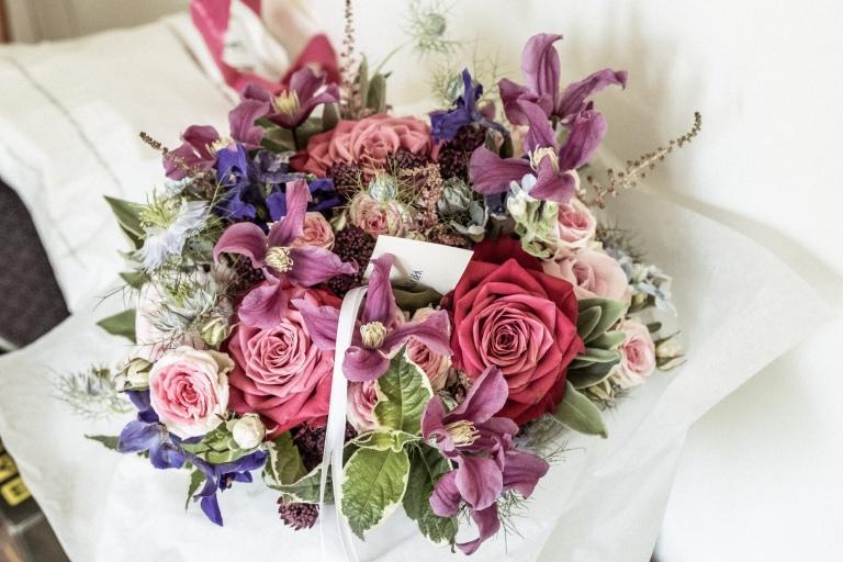 wedding flowers cambridge wedding